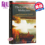 【中商原版】[英文原版] The Last of the Mohicans 后的莫希干人