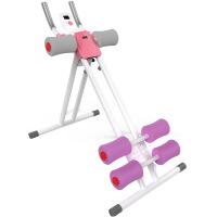 新款多功能家用懒人收腹机 腹部运动健身仰卧板美腰机