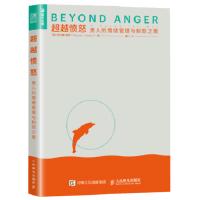 超越愤怒 男人的情绪管理与制怒之策 托马斯哈宾 治愈系心理学 家庭治疗情绪管理书籍 男性心理成长书籍