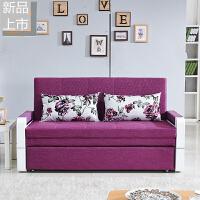 沙发床可折叠客厅小户型1.5M简约现代多功能双人两用1.2米沙发床定制 1.5米-1.8米