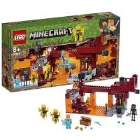 【当当自营】LEGO乐高 我的世界系列 21154 大战烈焰人