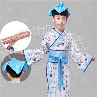 六一古装儿童汉服幼儿园国学男女童舞蹈服中小学生表演服装演出服