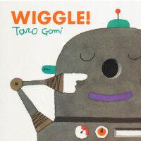 Wiggle!五味太郎经典图画故事:扭起来 ISBN9781452108360