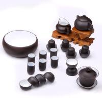 尚帝 宜兴 紫砂茶具\壶\杯\茶具套装 功夫茶具套装 24件套DTZ1Y050