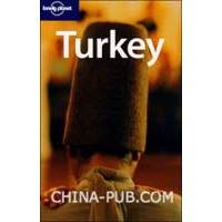 [英文原版]Turkey (Lonely Planet Country Guides)