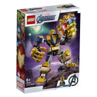 【当当自营】LEGO乐高积木 超级英雄Super Heroes 76141灭霸机甲 男孩女孩 新年生日礼物 2020年