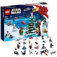 【当当自营】LEGO乐高 星球大战系列2019年圣诞倒数日历 75245
