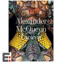 服装设计图书籍 Alexander McQueen: Unseen 亚历山大麦昆 无形 服装设计作品鉴赏集 大师画册画集