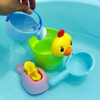 �和�洗澡玩具�蛩��男孩女孩小�S��洗�^杯�������⑺��靥籽b沙��