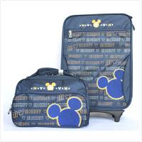 迪士尼 富乐梦 米奇旅行箱套装 TR-M0318SD 深蓝