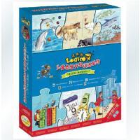 逻辑狗 小学提升版三阶段幼儿童宝宝早教益智玩具书籍