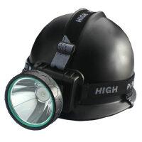 头盔煤矿工专用头灯强光户外矿灯夜钓灯充电式安全帽