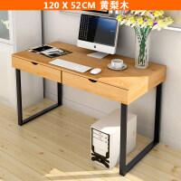 电脑桌 台式电脑桌家用办公桌简约写字台简易书桌电脑桌