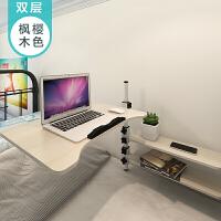 床上书桌宿舍学生叠寝室上铺下铺简约电脑做桌宿舍神器懒人桌子