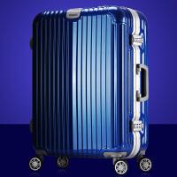 AC  日默瓦同款TSA锁拉杆箱 飞机轮双内甲大学生行李箱铝框旅行箱情侣拉杆箱
