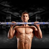门上单杠引体向上器材家用室内单杠臂力墙体单杠双杠训练健身