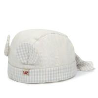 户外宝宝套头帽单帽棉男女孩海盗帽可爱透气舒适