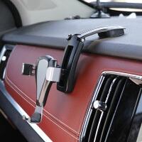 车载手机支架重力支撑架通用款车上黏贴式汽车用导航支驾