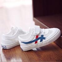 儿童小白鞋潮镂空男童网鞋透气网面女童鞋子夏季