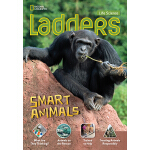 NGL美国国家地理学习Ladders阶梯阅读系列 Smart Animals 聪明的动物 Level 3 930L 中