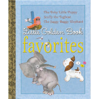 Little Golden Book Favorites: The Poky Little Puppy/Scuffy