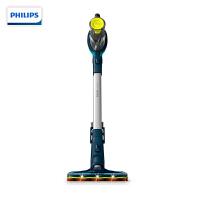 飞利浦(Philips)FC6400 手持吸尘器 无尘袋无线吸尘器家用干湿两用拖地擦地