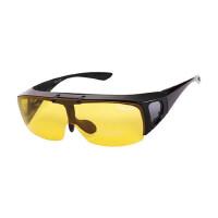 户外偏光太阳镜 近视套镜 司机驾驶镜夜视镜 眼镜 墨镜 夹片镜