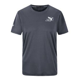 JEEP吉普短袖T恤男2018夏季新款翻领t恤男士纯色时尚纯棉商务休闲上衣Polo衫