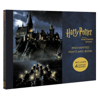 哈利波特与魔法石 明信片 英文原版 Harry Potter and the Sorcerer's Stone 哈利波特