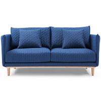 北欧沙发简约现代风格小户型客厅家具加厚双人整装组合极简设计师
