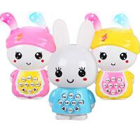 乐乐鱼 小型迷你兔故事机 婴幼儿早教学习机宝宝儿童故事机