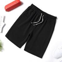 M-9XL休闲短裤男薄大码裤衩男5分裤运动裤宽松加大加肥沙滩裤潮卫裤