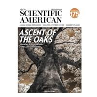 包邮全年订阅 Scientific American(us)科学美国人 美国科普杂志 年订12期