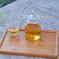 手工制品 耐热玻璃茶壶 提梁壶小容量300ML