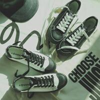 小白鞋女帆布鞋学生百搭韩版原宿风ulzzang街拍ins板鞋子