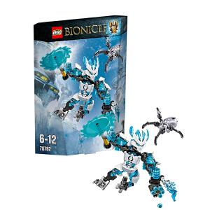 [当当自营]LEGO 乐高 生化战士系列 寒冰守卫者 积木拼插儿童益智玩具 70782