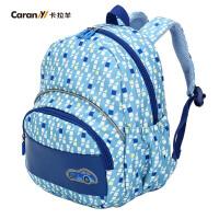 卡拉羊双肩包3-6岁幼童小背包小双肩包儿童韩版卡通书包幼儿园书包C6001