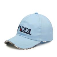 户外儿童时尚棒球帽宝宝鸭舌帽韩版男女童遮阳帽小孩嘻哈帽