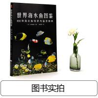 世界海水鱼图鉴:600种海水鱼饲养与鉴赏图典