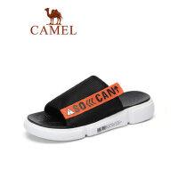 camel骆驼男鞋2019夏季新品国潮潮流休闲沙滩拖轻运动风时尚度假拖鞋