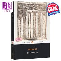 [英文原版]On Architecture/ Vitruvius/Penguin