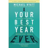 【预订】Your Best Year Ever: A 5-Step Plan for Achieving Your M