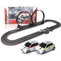 音速风暴 轨道赛车 电动遥控轨道汽车 儿童玩具套装4.5米双人电动 TR-02