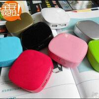 V2ROCK唯图诺克苹果4s5s/6通用迷你*移动电源方形小巧型充电宝随身充 粉色