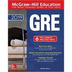 MH EDUCATION GRE 2019, 5E