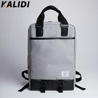 苹果戴尔双肩电脑包15.6/14寸17华硕惠普笔记本旅行背包男女书包FQW