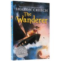 现货正版 少女苏菲的航海故事 英文原版故事书 The Wanderer 纽伯瑞银奖 儿童文学 成长励志小说 英文版进口