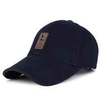 男士帽子秋冬季棒球帽户外运动鸭舌帽韩版潮时尚休闲太阳帽