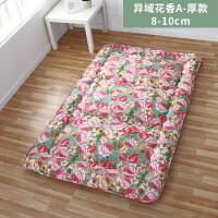 桑贡世家榻榻米床垫加厚可折叠单人学生宿舍床褥1.8m双人地铺睡垫 2.0 x 2.2m