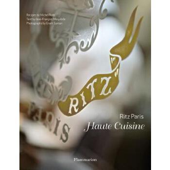 【预订】Ritz Paris  Haute Cuisine 预订商品,需要1-3个月发货,非质量问题不接受退换货。